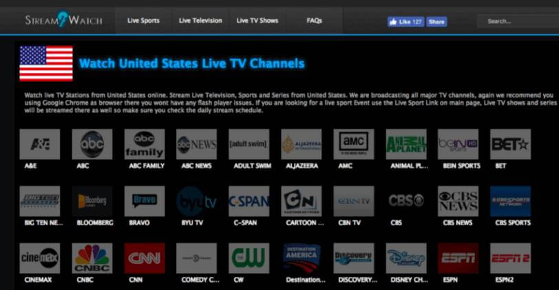 free tv streaming