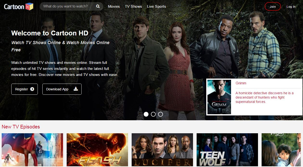 watch tv series online