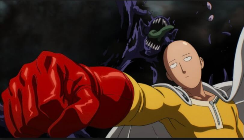 one punch anime episode 1