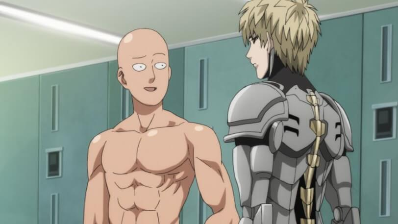 one punch man episode 3