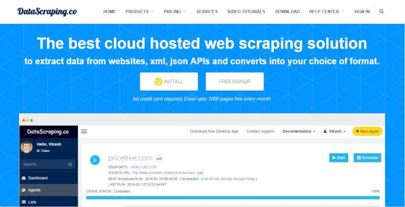 best web scraping software
