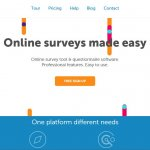 The Best Online Survey Creation Sites – 5 Industry Leading Websites