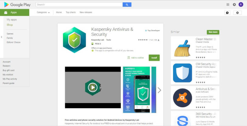 powerful antivirus for android