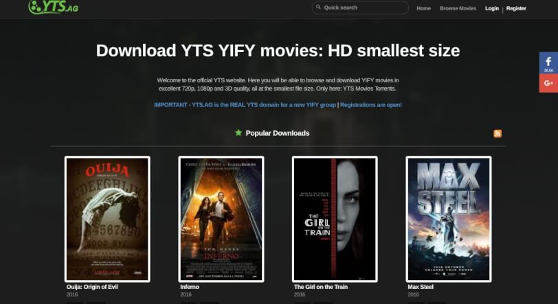 the founder movie download yify