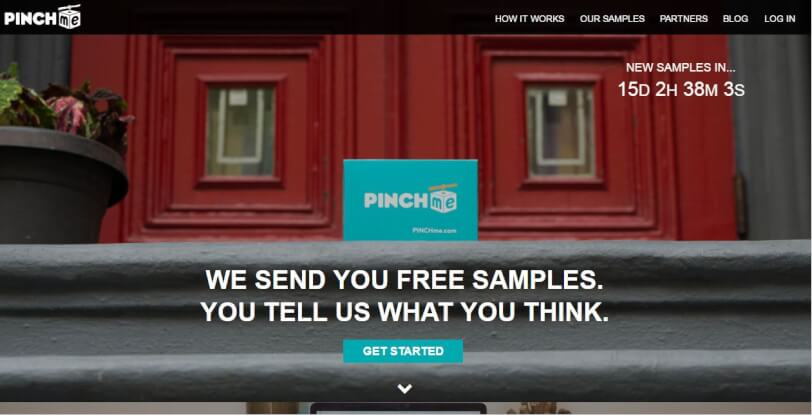 sites like pinchme