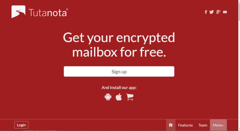 best free email encryption