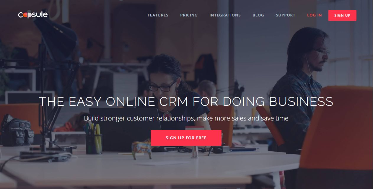 crm software for small business